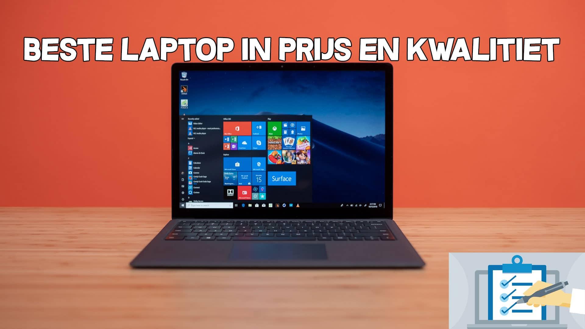 Beste goede laptop prijs en kwaliteit
