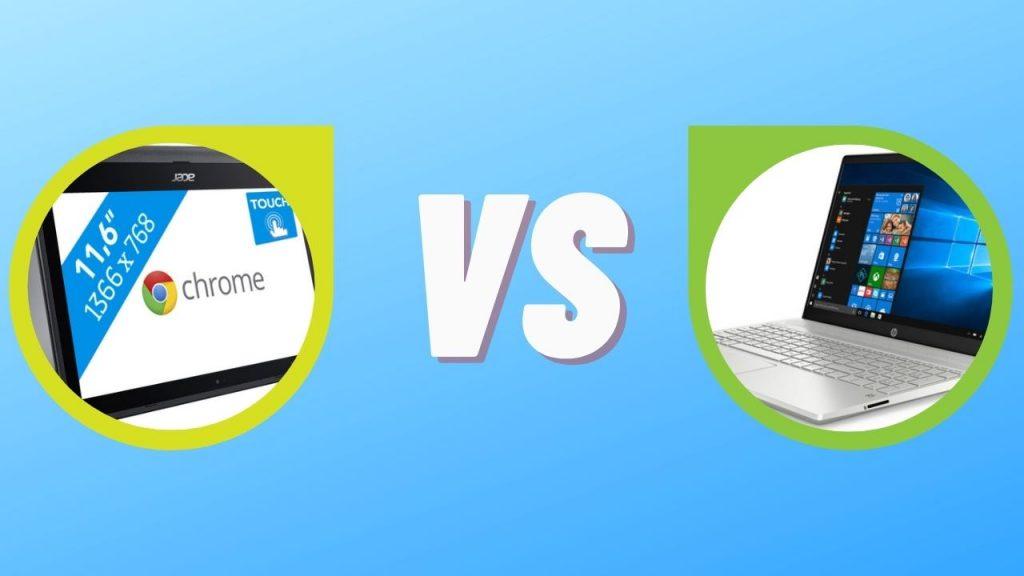 Laptop vs chromebook - welke moet je kopen