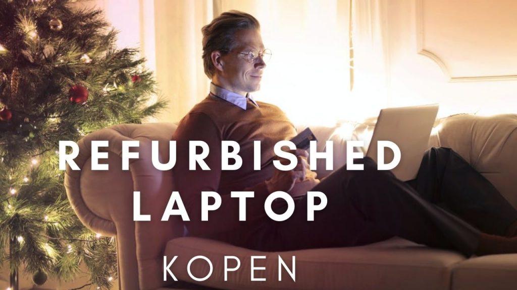 Een refurbished laptop kopen
